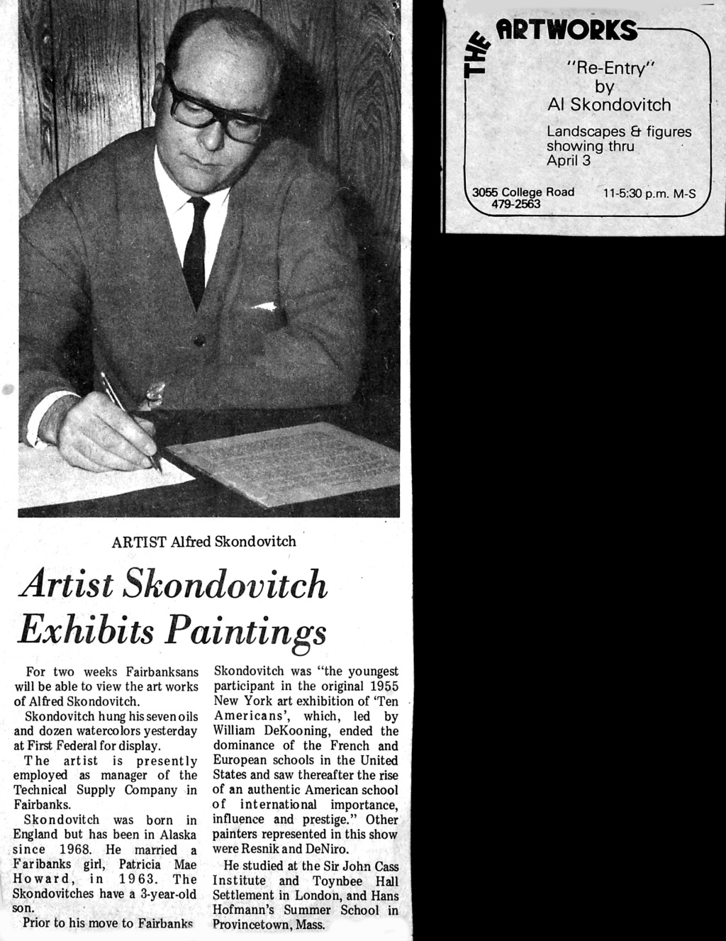 Fairbanks Daily News-Miner, 1968
