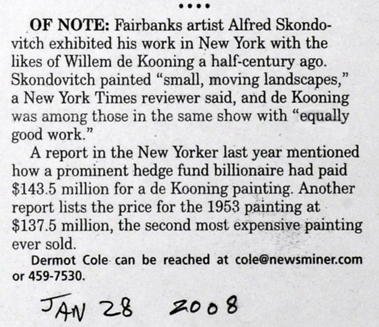Fairbanks Daily News-Miner, January 28, 2008
