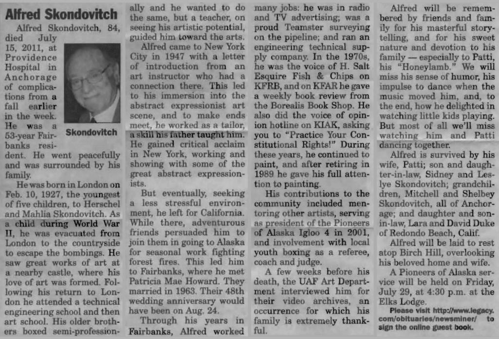 Fairbanks Daily News-Miner, July 24, 2011