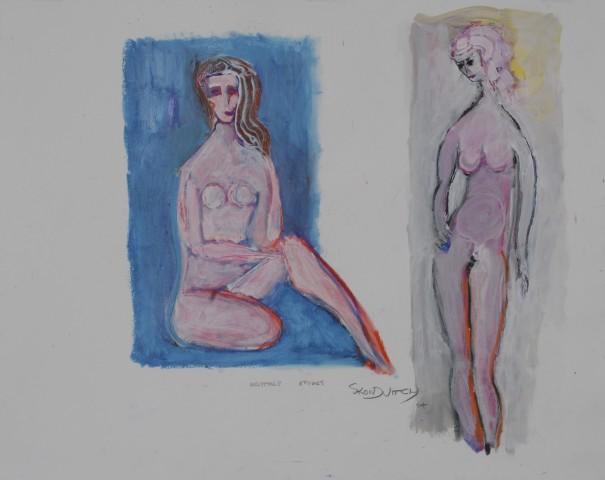 Heather Etudes - Studies of Heather